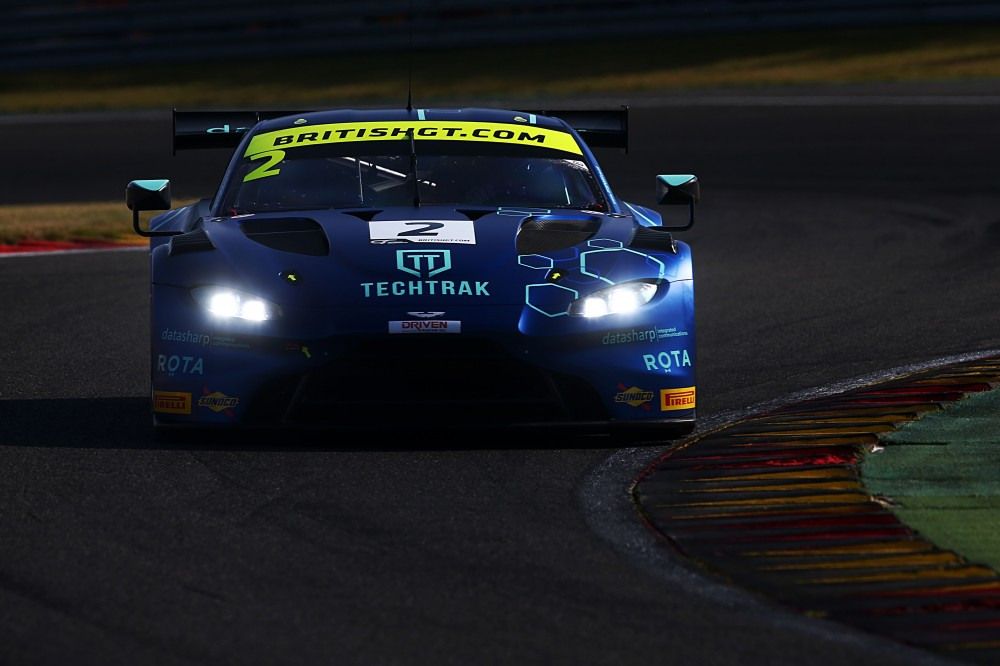 Spa FP1: Thiim and Canning set the early pace for TF Sport