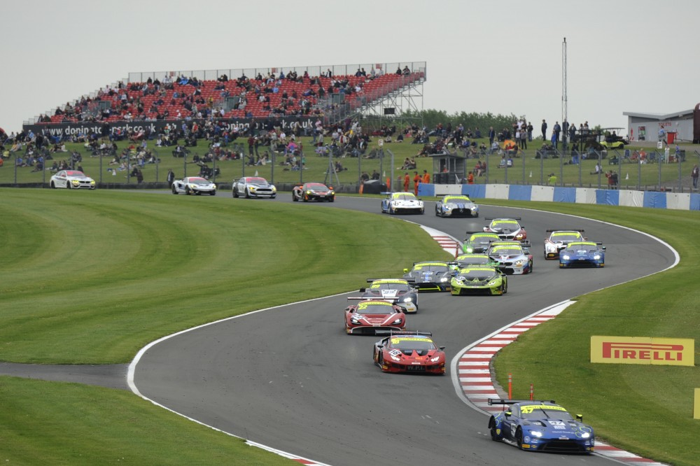 British GT's 300th race set to decide 2019 champions at Donington