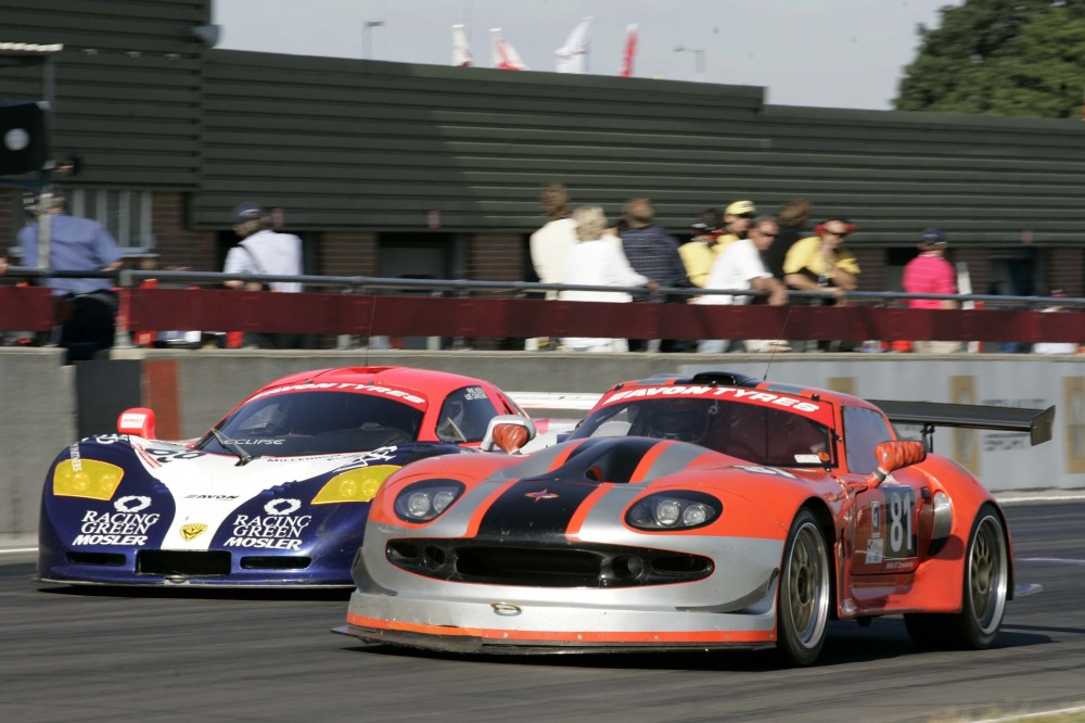13 classic British GT cars to mark championship's 300th race at Donington