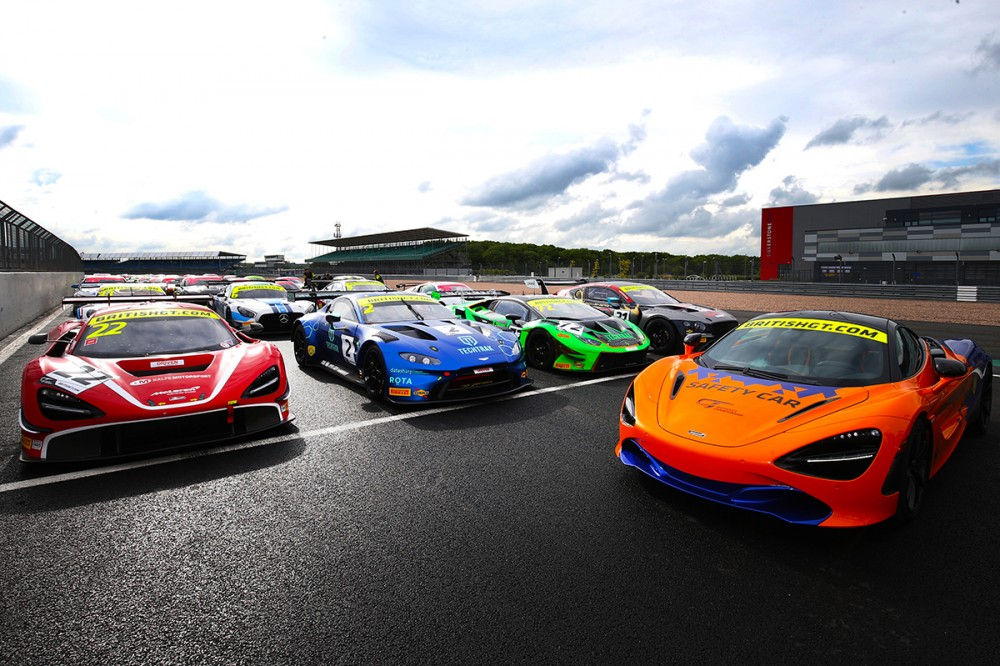 2019 hits its halfway mark with first of two Donington outings
