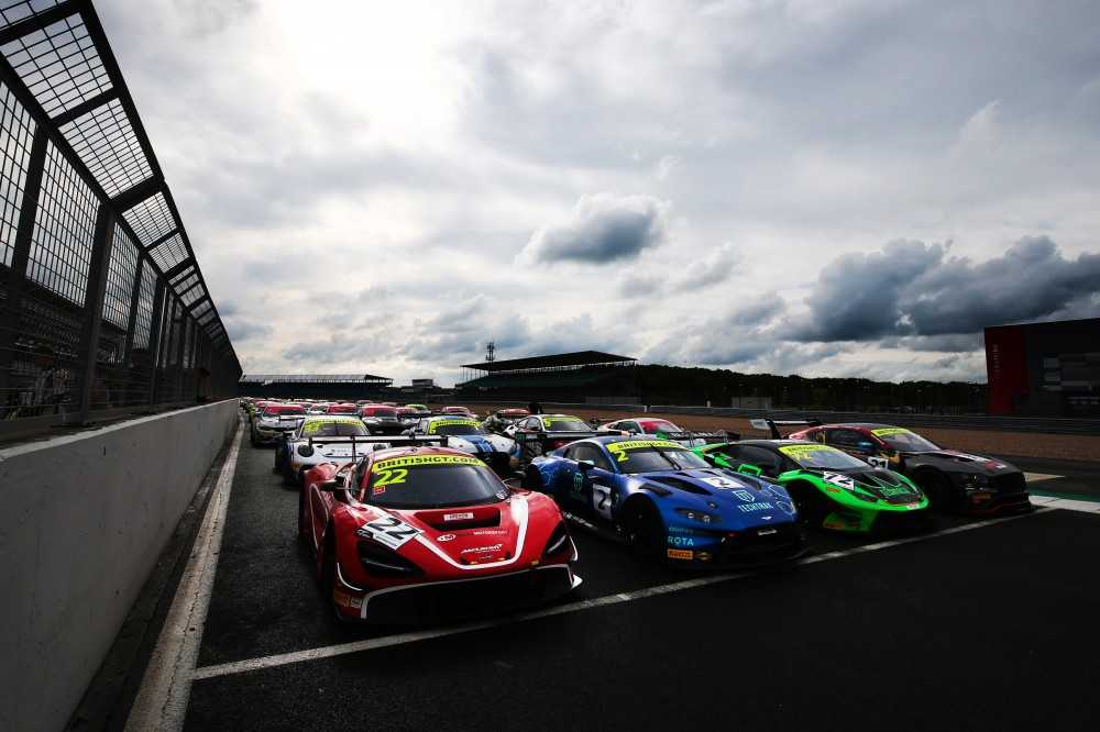 2020's full-season British GT entry already nearing capacity
