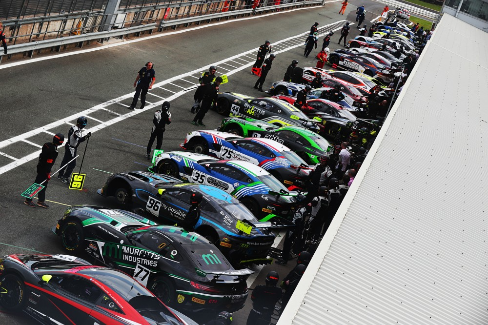 Further British GT rounds postponed following official Motorsport UK announcement