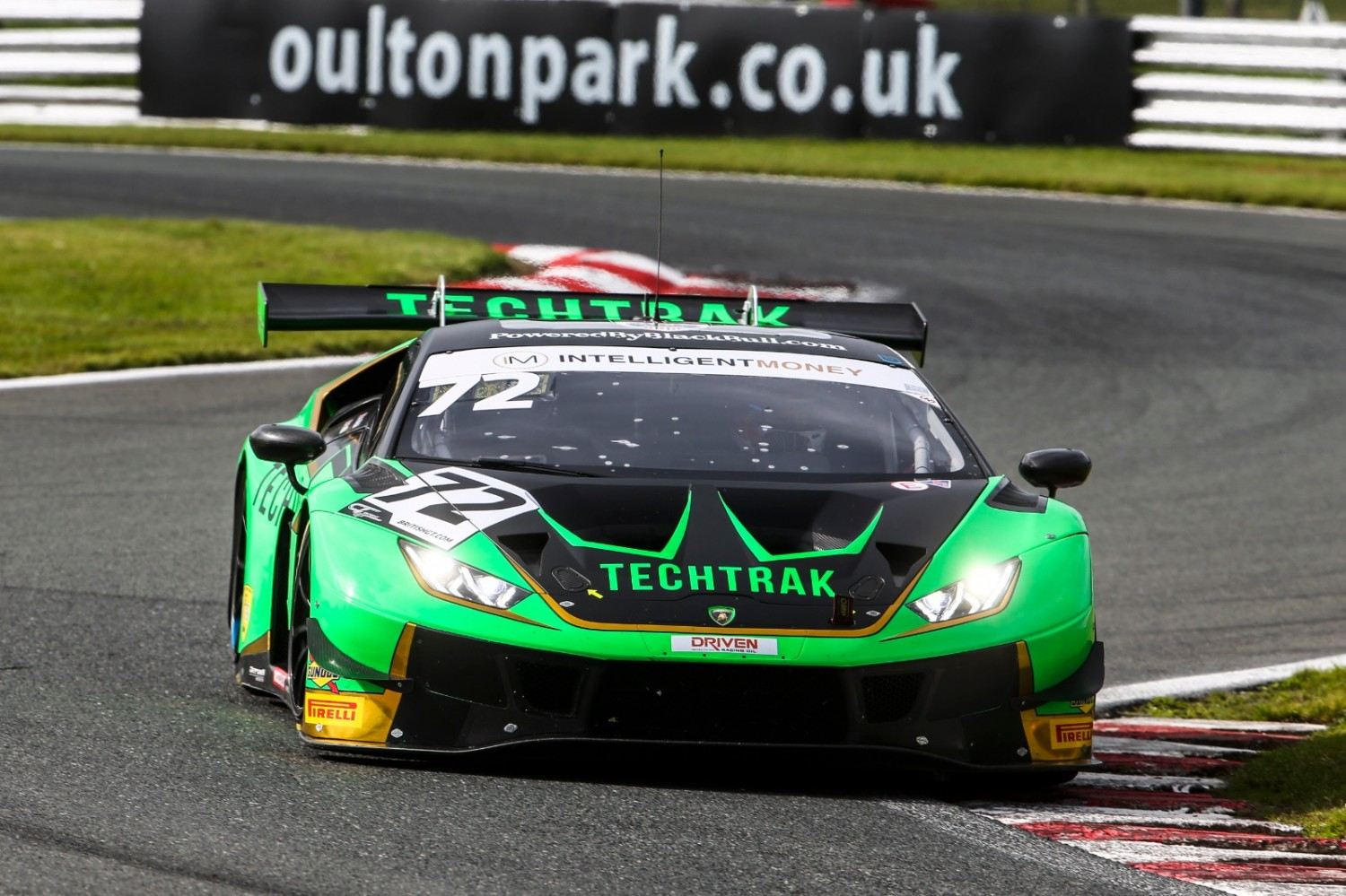 Oulton Park FP1: Keen and O'Connor set the early pace