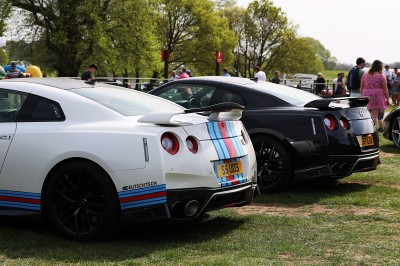 Supercars at Oulton Park