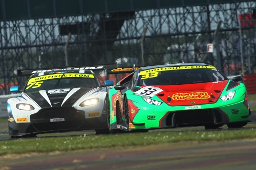 View article: British GT titles on the line at Brands Hatch