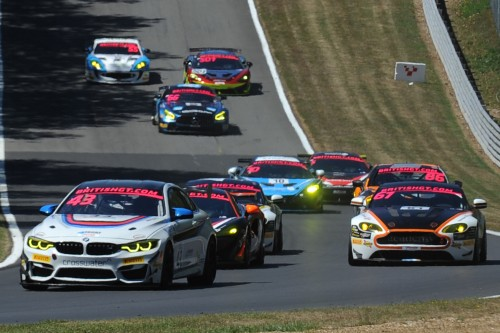 View article: GT4 #DoningtonDecider preview: five into one just won't go!