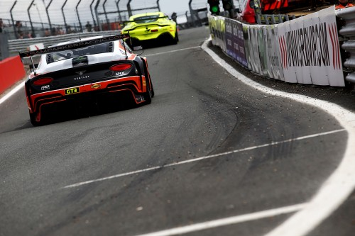 View article: FP2: Geddie edges Keen for GT3 advantage, Canning hits the front in GT4