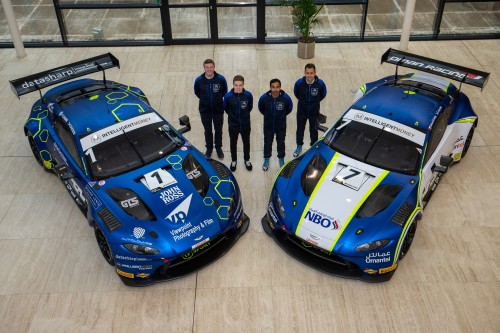 View article: Oman Racing makes British GT return with TF Sport