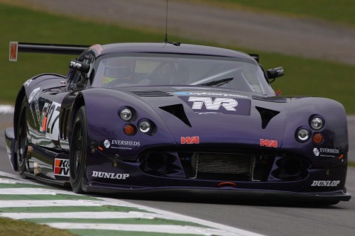 View article: Legendary British GT cars confirmed for championship's 300th race celebrations
