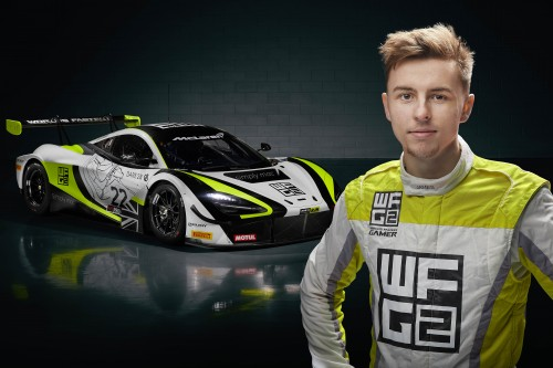 View article: Jenson Team Rocket RJN brings World's Fastest Gamer to British GT
