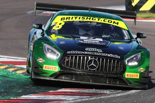 View article: Sam Neary joins father Richard for ABBA's 2020 British GT3 campaign
