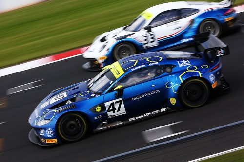 View article: TF Sport's Davidson/Adam and Multimatic's Maxwell/Priaulx on pole as records tumble at Donington