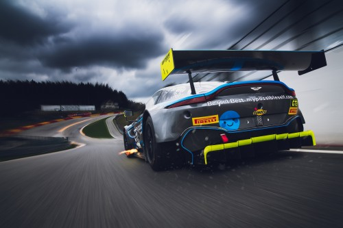 View article: British GT sets course for Spa