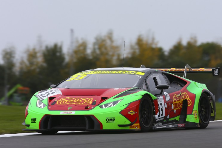 View article: Championship challengers Minshaw/Keen and Tuck/Green claim #DoningtonDecider poles